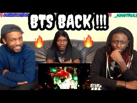 BTS MAP OF THE SOUL 7 Interlude Shadow' Comeback Trailer Reaction!