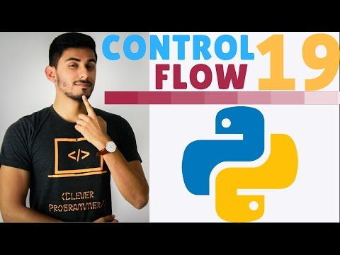Learn Python Programming - 19 -  Conditionals and Control Flow