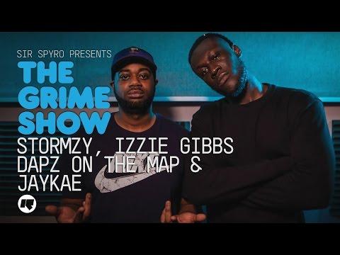 Grime Show: Stormzy, Izzie Gibbs, Dapz On The Map & Jaykae