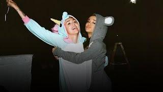 Ariana Grande feat Miley Cyrus