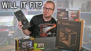 Building a $1750 MINI-ITX Gaming PC in the Lian Li TU150!