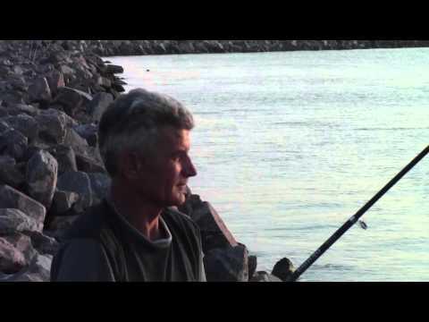 рыбалка на финском заливе на дамбе снасть
