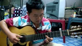 Hoa bằng lăng - Guitar Solo