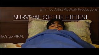 how to go viral on the internet   survival of the hittest   artist at work productions aaw