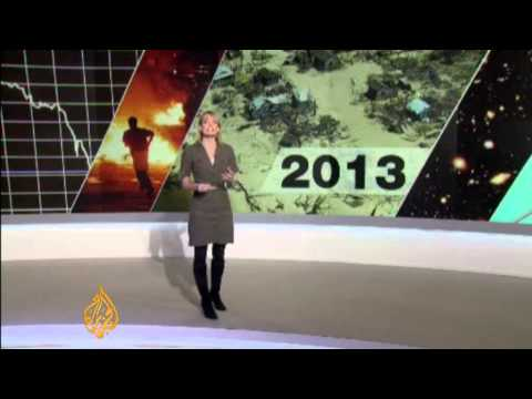 What to expect from the weather in 2013