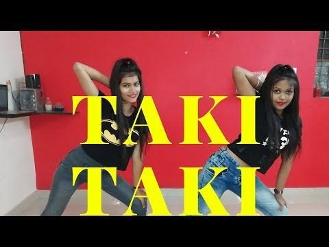 Taki Taki ft. Selena Gomez, Ozuna, Cardi B   Dance Choreography by NISHA RAJBHAR   FT. SAKSHI UMERY