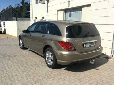 2009 MERCEDES-BENZ R-CLASS R320 CDI Auto For Sale On Auto Trader ...