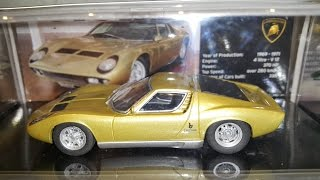 MY LAMBORGHINI COLLECTION 1:43