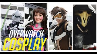 OVERWATCH COSPLAY @ EXPO 2016