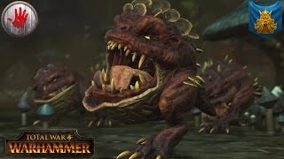 Your Overconfidence is your Weakness, Squig - Total War Warhammer Multiplayer Battle