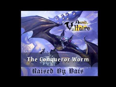 Aurelio Voltaire - The Conqueror Worm (OFFICIAL) with LYRICS