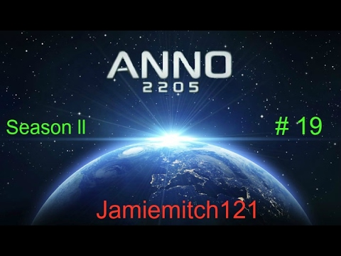 Anno 2205 - Season ll #19 The Corporate Headquarters is here