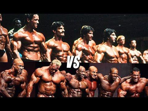 GOLDEN ERA VS MODERN ERA! | Bodybuilding Motivation