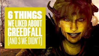 6 Things We Liked About Greedfall (And 3 Things We Didn't) - GREEDFALL NEW GAMEPLAY