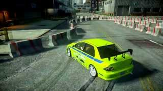 GTA 4 Mitsubishi Lancer Evo VII 2002 Drift Handling Line(Map: http://www.gtainside.com/en/download.php?do=detail&cat=457&start=0&id=54204&orderBy= ..., 2014-02-12T10:04:26.000Z)