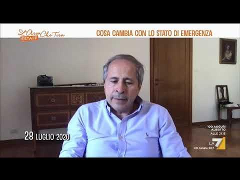 L'infettivologo Matteo Bassetti: 'Non faccio politica come Crisanti, mettere lo stato ...