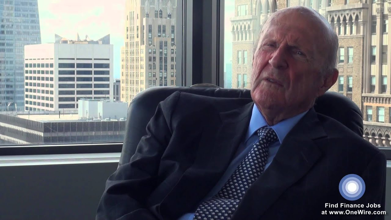 Julian Robertson, Founder & Former CEO - Tiger Management ...