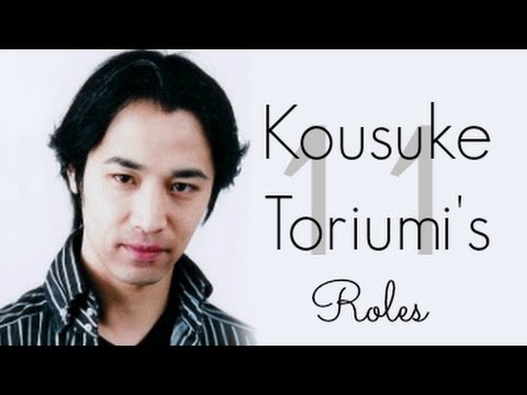 Voice Actor | 11 of Kousuke Toriumi's Roles