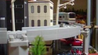 [プラレール]円形都市型プラレール高架レイアウト+車載動画 thumbnail