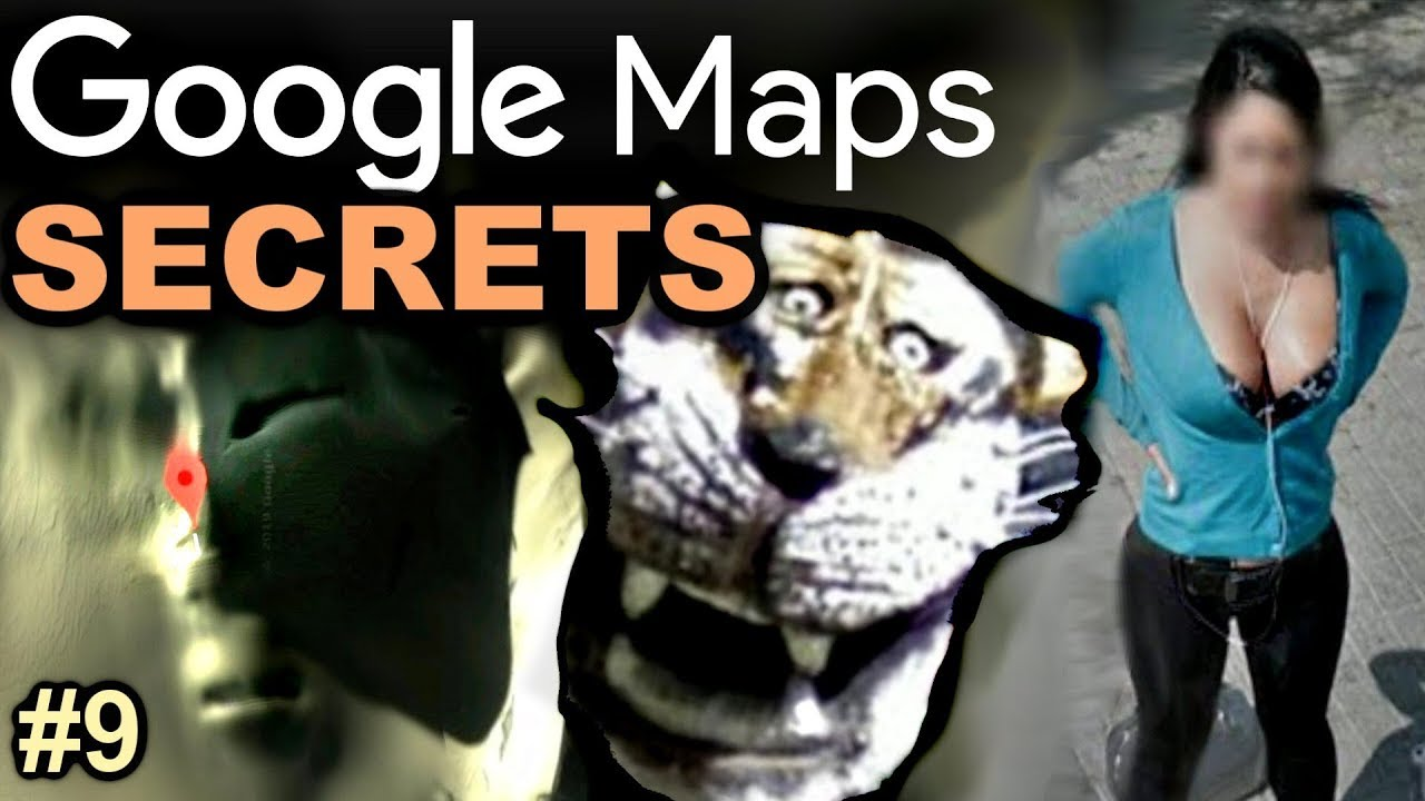 Google Maps Secrets And Crazy Discoveries Youtube
