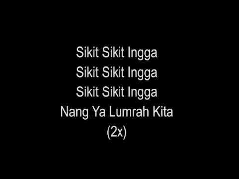 Amir Jahari - Ingga (Lirik)