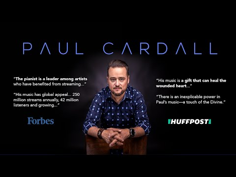 Introducing Paul Cardall