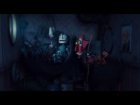 Robots - fart scene