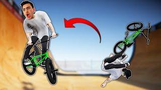 I AM A PRO BMX RIDER! (PIPE)