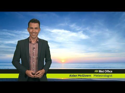 Tuesday Morning Forecast 17/07/18