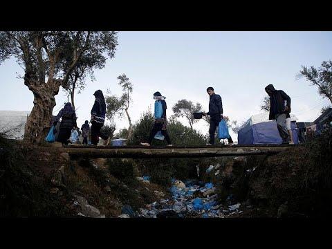 قانون جديد للجوء في اليونان والسلطات تعتزم إغلاق ثلاثة مخيمات للمهاجرين…  - 22:59-2019 / 11 / 20