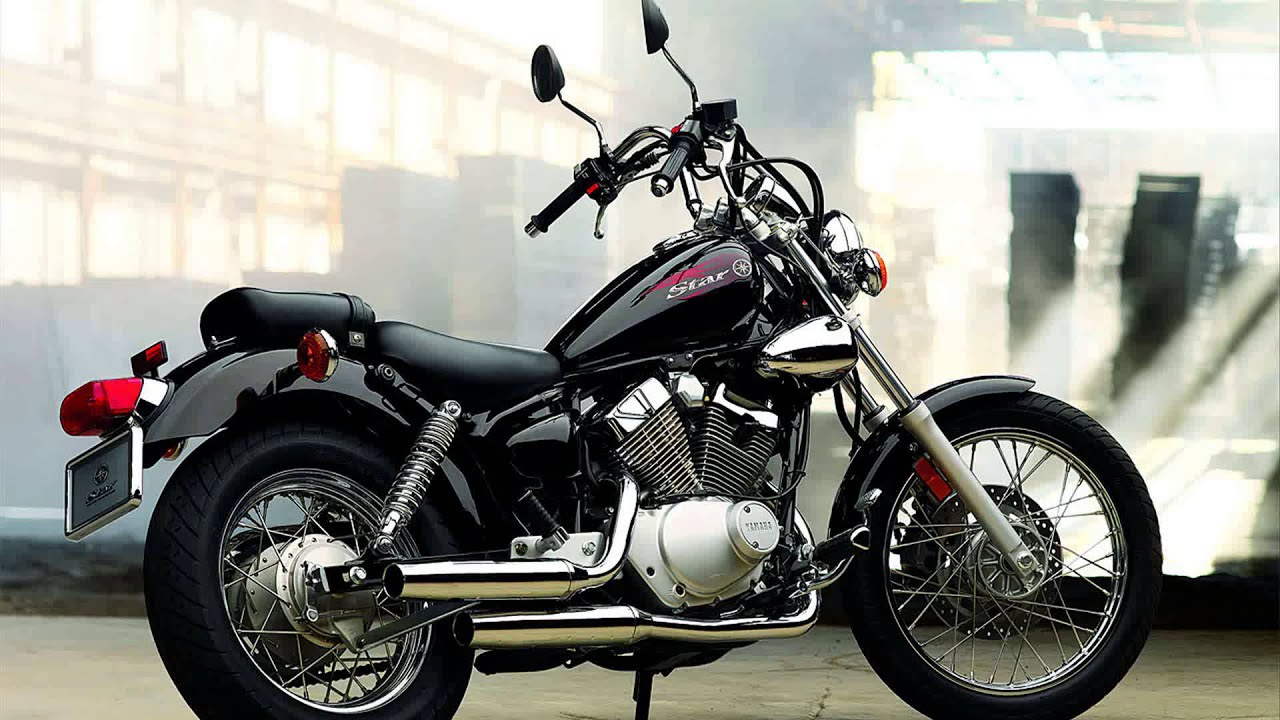 Yamaha Virago  Review