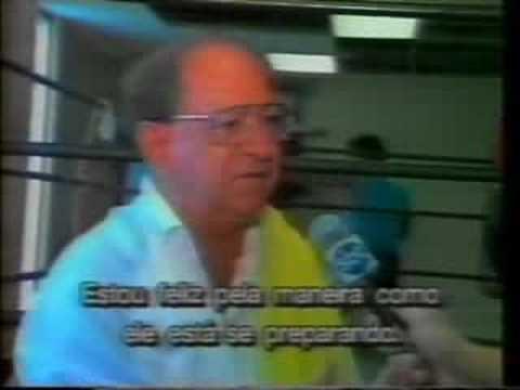 Reportagem antes da luta Maguila-Foreman - parte 3 de 3