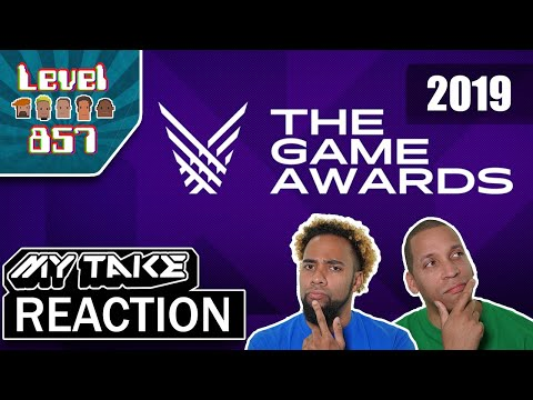 The Game Awards 2019 Reaction!