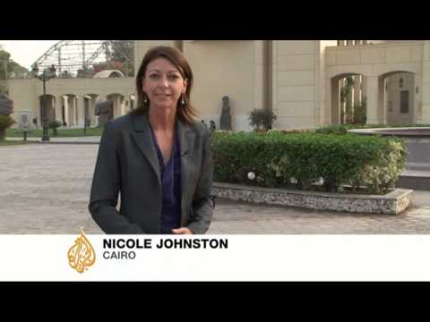 Strike silences Cairo Opera House