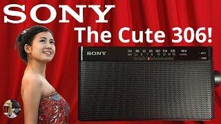 Sony ICF-306 AM FM Portable Radio Review