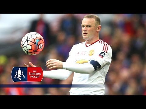 Pitchside - Crystal Palace 1-2 Manchester United (2015/16 Emirates FA Cup Final) | Snapshots
