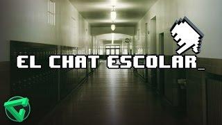 EL CHAT ESCOLAR: JUEGO BASADO EN UN CREEPYPASTA #1 | iTownGamePlay