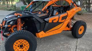 2020 Can-Am Maverick X3 RC walk around