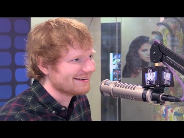 Ed Sheeran Explains Why His Music Is a Turnoff For His Family