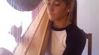 Stairway to Heaven on Harp