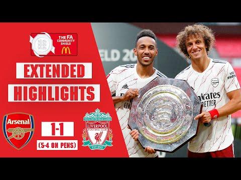 Gunners Edge Liverpool on Penalties | Arsenal 1-1 Liverpool (5-4 on pens) | Community Shield 2020