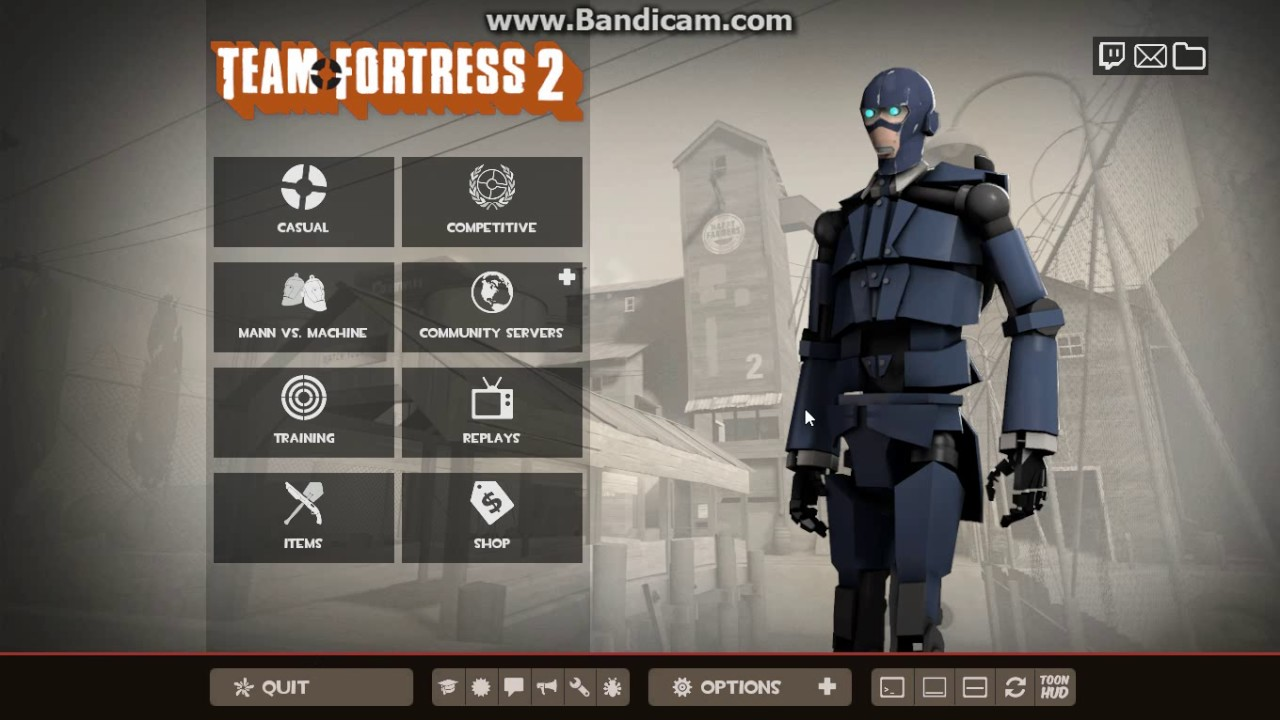 How To Install ToonHud On TF2 2017