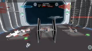 EP: 1 ~ Roblox Gameplay ~ Starwars the game ~ With a Starwar admin