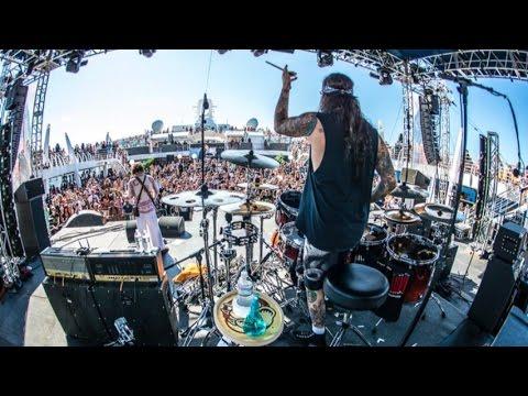 Top 10 Hard Rock and Heavy Metal Drummers