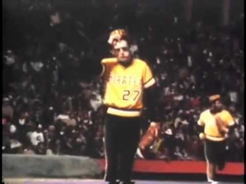 Kent Tekulve (1979): Pittsburgh Pirates World Champs