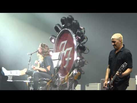 """Everlong"" Foo Fighters@Susquehanna Bank Center Camden, NJ 7/13/15"