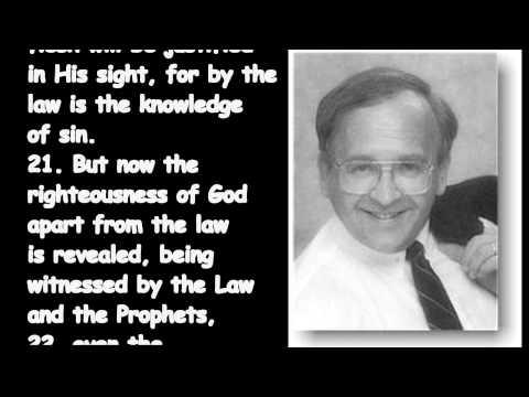 "DR. JOHN W. ROBBINS - ""Justification and Judgement"" - Matthew 7:21-23 - A CALVINIST Teaches!"