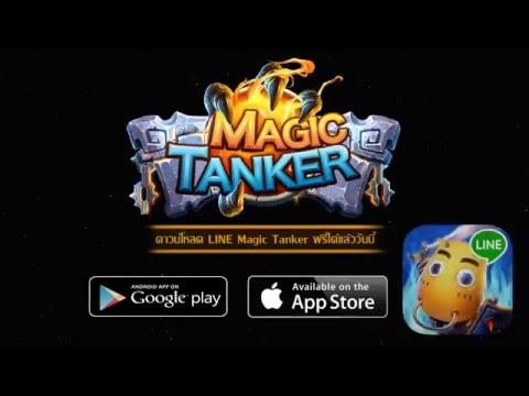 [LINE Magic Tanker] Turn Base RPG พร้อมมันส์แล้ววันนี้