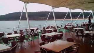 MS Brombachsee: Brunch an einem Sonntag auf dem Fahrgastschiff / Großer Brombachsee