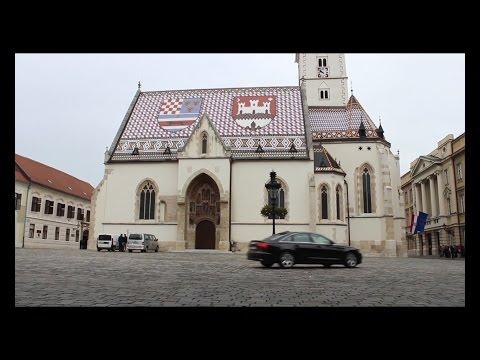 Croatia - Zagreb (Хорватия - Загреб)